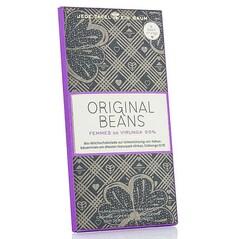 Ciocolata Couverture Amaruie, 55% Cacao, Femmes de Virunga Congo, Tableta, BIO, 70g - Original Beans