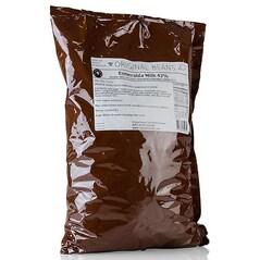 Ciocolata cu Lapte BIO, 42% Cacao, Esmeraldas Ecuador, Tableta, 2Kg - Original Beans
