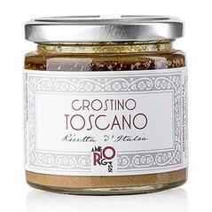 Crostino Toscano, Pate din Ficat de Pui, 200g - Amerigo