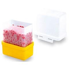 Cutie-Scurgator Duobox, 23,8 x 15,4 x h 29,5 cm - Matfer3