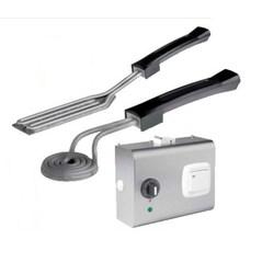 Fier Electric pentru Caramelizare, Rotund - Matfer