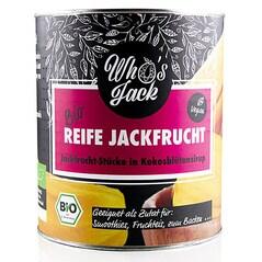 Jackfruit in Sirop, BIO, 3Kg - Who's Jack