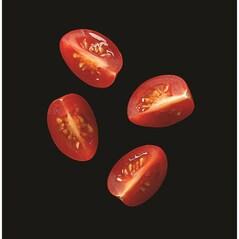 Kit de Portionat Rosii Cherry, pentru Baza Multi-Taiere, Prep Chef - Matfer1