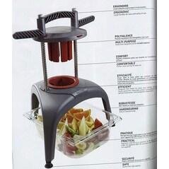 Kit de Scobit si Feliat Mere, pentru Baza Multi-Taiere, Prep Chef - Matfer1