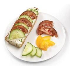 Kit de Taiat Semi-Rondele, pentru Baza Multi-Taiere, Prep Chef - Matfer