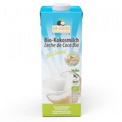 Lapte de Cocos 100%, Pemium, BIO, 1litru - Dr. Goerg