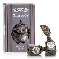 Mini-Trufe de Ciocolata Neagra, Trifulòt, 105g - TartufLanghe