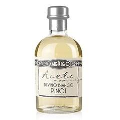 Otet de Vin Alb Pinot, 250ml - Amerigo