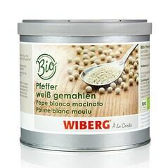 Piper Alb, Macinat, BIO, 250g - Wiberg