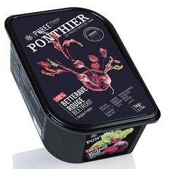 Piure de Sfecla Rosie, 100%, 1 Kg - Ponthier