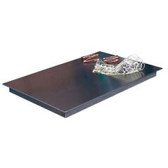 Placa (Platou) Inox pentru Ciocolata, Cool Decor, 60 x 40cm - Matfer