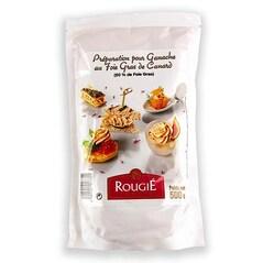 Preparatie pentru Ganache de Foie Gras de Rata (50% Foie Gras), 500ml - Rougié