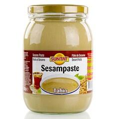 Tahini, Pasta de Susan, 1,5Kg - Suntat