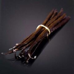 Vanilie Neagra Bourbon, Pastai Intregi Nedespicate, Madagascar, 4 bucati - Le Comptoir des Poivres
