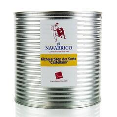 """Boabe de Naut """"Castellano"""", Conserva, 2,5Kg - El Navarrico"""