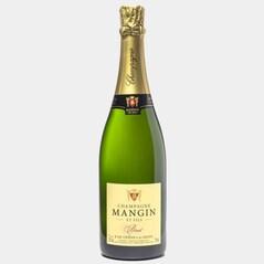 Champagne Mangin et Fils, Blanc de Noirs, Brut, NV, 12% vol., 750 ml
