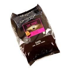 Ciocolata de Patiserie (Couverture) Neagra, Origine Sao Thome, pastile, 70% Cacao, 2.5 Kg - Callebaut
