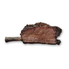 Coaste de Vita Afumate la Cald, US Texas Beef Rib Smoked, Congelate, cca. 1Kg - Otto Gourmet