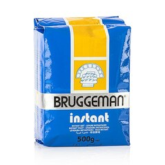 Drojdie Uscata, Instant, 500g - Bruggeman