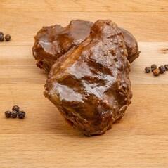 Falcute de Porc LiVar, Brezate in Sos Balsamico, Congelate, 420g - Otto Gourmet
