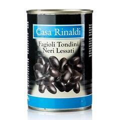 Fasole Neagra Tondini, Conserva, 400g - Casa Rinaldi