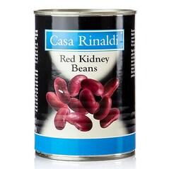 Fasole Rosie Red Kidney, Conserva, 400g - Casa Rinaldi