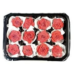 Flori de Trandafir Cristalizate, Premium Crystal, 12buc. - SOSA1