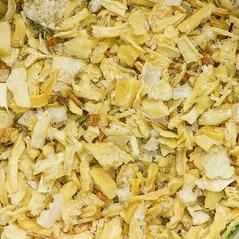 Fulgi de Sare de Mare cu Lamaie si Cimbru, Fresh & Zesty (Cornwall, Anglia), 55g - Cornish Sea Salt