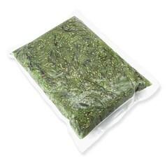 Goma Wakame, Salata din Alge de Mare cu Susan, Congelata, 1Kg - AKI