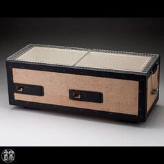 Gratar Japonez pentru Masa, Konro Stove BQ8WF, 54 x 23 x 20cm - Kaginushi
