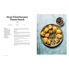 The Indian Vegetarian Cookbook - Pushpesh Pant