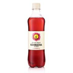 Kombucha Cranberry, 500ml - Carpe Diem