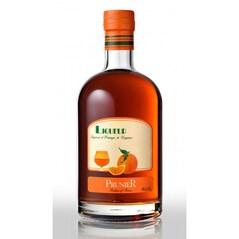 Lichior de Portocale cu Cognac, 40% vol., 700ml - Prunier, Franta
