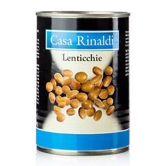 Linte, Conserva, 400g - Casa Rinaldi
