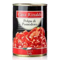 Pulpa de Tomate (Rosii), Conserva, 400g - Casa Rinaldi