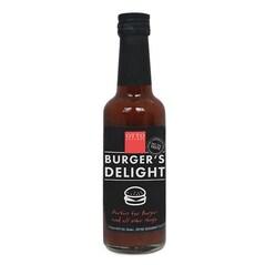 Sos Burger's Delight, cu chipotles, 240ml - Otto Gourmet