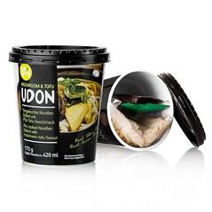 Supa Instant Udon, Ciuperci & Tofu, 173g - Allgroo