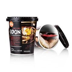 Supa Instant Udon, Spicy Chili (Picanta), 173g - Allgroo