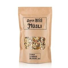 Super Müsli, Cioco, 500g - Bos Food