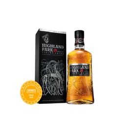 Whisky Single Malt 18 Year Old Viking Pride, 46% vol., 700ml - Highland Park, Scotia