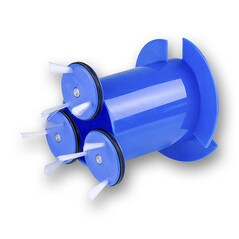 PACOJET - Freza de Spalare (Albastra)