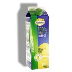 Suc de Portocale 100%, 1litru - Valensina