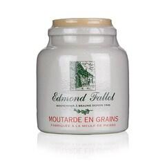Mustar de Dijon cu Boabe, 250ml - Fallot, Franta