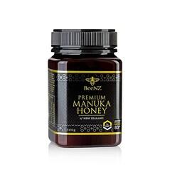 Miere de Manuka, UMF 5+, MGO 83+, 500g - BeeNZ