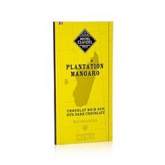 Ciocolata Neagra Plantation Mangaro, 65% Cacao, tableta, 70g - Michel Cluizel