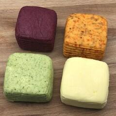 Alles in Butter, Set cu 4 Tipuri de Unt, 4 x 60g, Congelat, 240g - Butter Boyz