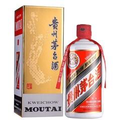 Baijiu/Shaojiu (烧酒/燒酒), 53% vol., 500ml - Kweichow Moutai, China