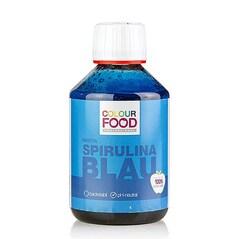 Colorant Alimentar Natural Albastru (Spirulina Blau), Lichid, Vegan, 250g - Colour Food