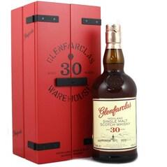 Whisky Single Malt 30 Year Old, 43% vol., 700ml - Glenfarclas, Scotia
