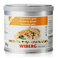 Gomasio, grosier, 280g - Wiberg
